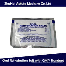 Oral Rehydration Salt with GMP Standard