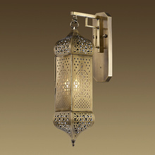 New Design Decorative Brass Wall Light (MR-127)