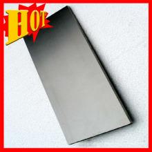 Placa de titânio puro de categoria 2 ASTM B265