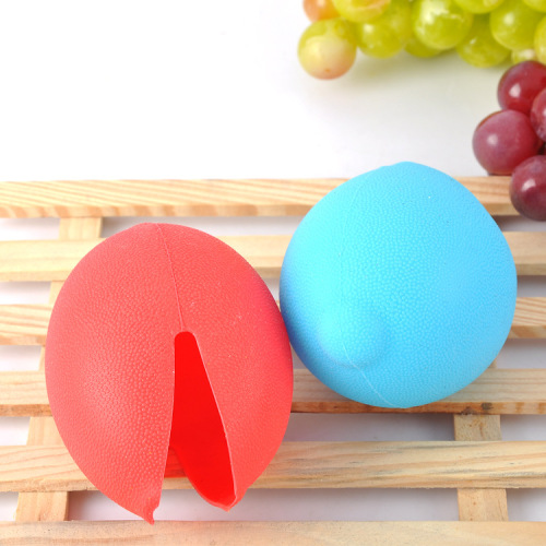 Soft Silicone Lemon Squeezer Hand Press