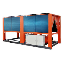 Industrial Glycol Cooling Air-Cooled Screw Water Chiller with Copeland/Danfoss/Daikin Compressor