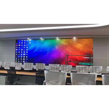 Pantalla LED a todo color para colgar en interiores P1.53