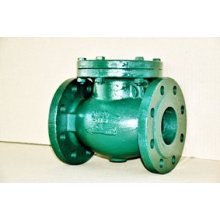 BS/MSS Metal Seated Flange Type Swing Check Valve