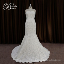 Простой, но элегантный свадебное платье