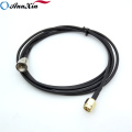 Customized RF Connector SMA Male to FME Male Pigtail RG174 Cable