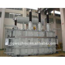 132KV / 25MVA OLTC ONAN Transformateur de puissance immergé à l'huile a