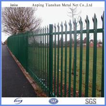 Clôture de palissade de haute qualité et bas prix d'usine de la Chine (TS-J707)