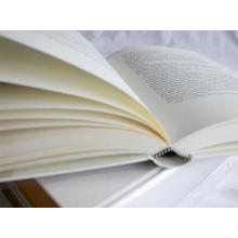 impresión de libro de papel biblia