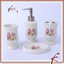 Керамические аксессуары для ванной для ребенка