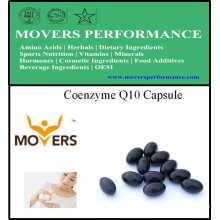 Fuente de fábrica GMP Coenzima estándar Q10 cápsula
