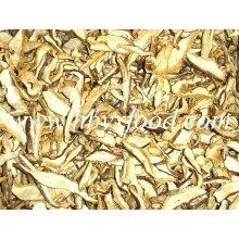 Hot Sale Smooth Shiitake en morceaux de tranches de champignons avec taille 3-7cm