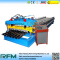 Bumbung Wall Glazed Making Machine