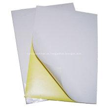 Papel fotográfico brillante 180g hojas A4 para impresoras de inyección de tinta Epson Canon