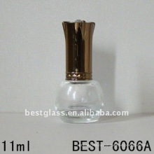 пустой стакан лак для ногтей бутылки
