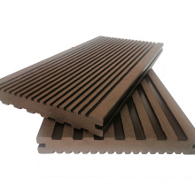 Solid WPC Decking 150*20mm Solid Composite Decking Solid WPC  150*20mm