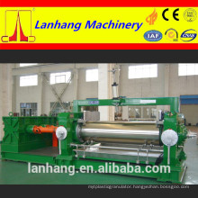 hot sales and excellent SK560 manual PVC open mixing mill machine