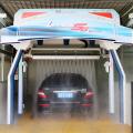 Equipo de lavado automático de coches sin contacto Leisuwash SG
