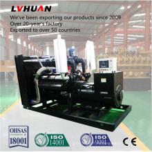 Grupo generador de generadores de motores diesel de alta potencia