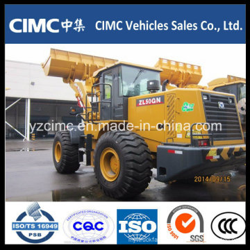 China Best Brand XCMG 5ton Wheel Loader Zl50gn