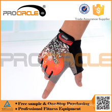Advanced Mesh Half Finger Gloves Mountain Bike Gloves