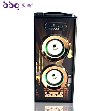 Audio professionnel 16W 1200mAh sans fil apollo coran bluetooth haut-parleur
