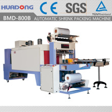 Automatic Gable Top Carton Heat Shrinking Wrapping Machine