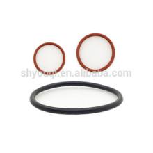 Anillo de goma del anillo de goma del precio de fábrica / anillo auto del sello de goma de los recambios del O-Ring de alta calidad de NBR