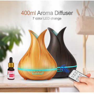 LED Aroma Essential Oil Diffusor Luftbefeuchter