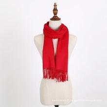 PRODUIT PRINCIPAL personnalisé conception écharpe en laine peinte à la main livraison rapide