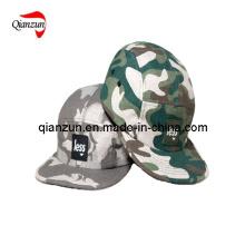 2016 5 Panel Camo Camp Cap Hat