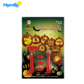 Neues Design 5er Halloween Kürbis Surface Carving Kit