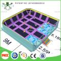 Large Indoor Trampoline, Professional Gymnastic Commercial Trampoline for Sale