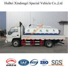 4cbm грузовик для туалета Foton Euro4