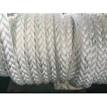 Cuerda de nylon de la cuerda PE de la cuerda de los PP de 12 cuerdas Cuerda de PE