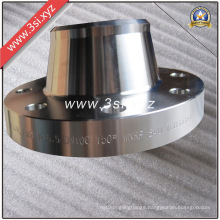 Hot Sale Forged Stainless Steel Welding Neck Flange (YZF-E382)