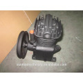 1hp bomba de compressor de ar de um cilindro