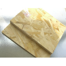 OSB, Oriented Strand Board, Sanded Well