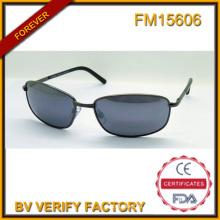 FM15606 Модные высококачественные рекламные металлические солнцезащитные очки с голубой объектив