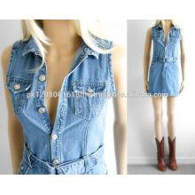 Jeans jacket fashion wear women wholesale