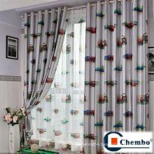 cute lovely cartoon kids curtains