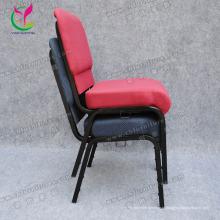 Cadeira dobrável de igreja (YC-G36-3)