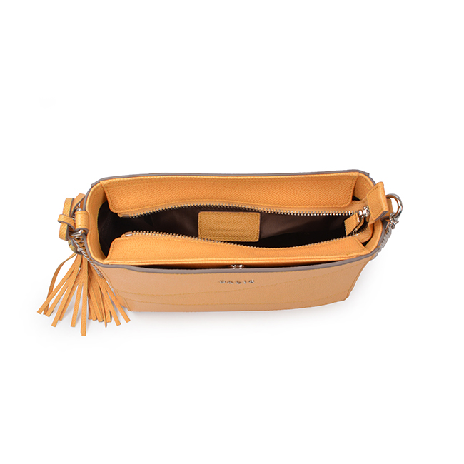 leather crossbody bucket wallet handbag crossbody sling bag