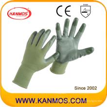 13gauges нейлоновые трикотажные нитриловые трикотажные перчатки промышленной безопасности (53202NL)