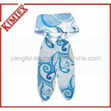 100% Polyester Fashion Printing Kopftuch