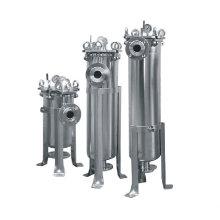 Industrielle Wasserfilter-Behälter- / Beutel-Filter-Ausrüstung der hohen Qualität