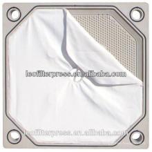 Leo Filter Press No-Leak Gasket Chamber Filter Plate