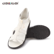 ladies embroidery italian low price sandals designs and slippers