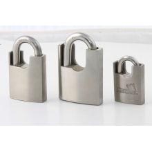 Stainless Steel Half Shackle Protected Padlock