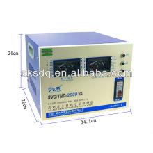 Полный автоматический стабилизатор напряжения переменного тока 2 кВт со светодиодным цифровым дисплеем