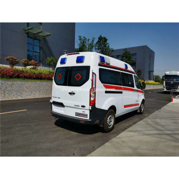 4x2 ambulant hospital truck ready in stock for sale